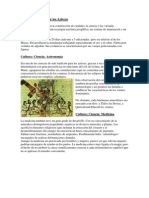 Aportes Cientificos de Los Aztecas