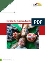 Deutsche Auslandsschularbeit