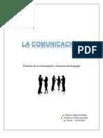 Marcia La Comunicacion