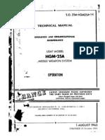 21M-HGM-25A-1Titan I ICBM Technical Operations Manual 1964 (Unclassified)