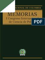 Memorias Congreso de Policia