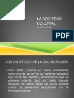La Sociedad Colonial