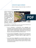 Depuración de las aguas residuales
