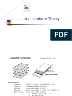 Clasical Laminate Theory