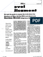 A Novel Predicament - American Freedom Magazine