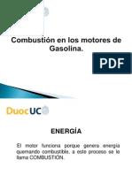 Contaminantes Motor Gasolina