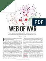 web of war