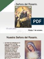 Virgen Del Rosario Promesas Al Que Rece El Rosario 1223399329658342 8