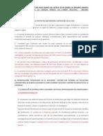 Criteris Per a Laplicacio de Larticle 68.2 de La LOU. Mesures Complementaries