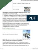 Anaerobic Digester Level - Siemens Milltronics