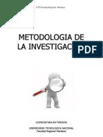 Metodologia de La Investitgacion 2011 Turismo (1)