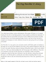 The Dog Rambler E-diary 05 & 06 June 2012