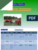 PLANIFICACIÓN PRETEMPORADA/SESIONES DE ENTRENAMIENTO (2)