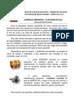 ASAMBLEA PARROQUIAL 2012 - PREGUNTAS REVISIÓN