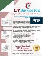 1997 GMC Sierra 1500 Service Manual, Repair Manual Online Software Download