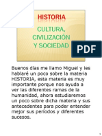 Clase de Historia