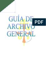 Guia de Archivo 2009