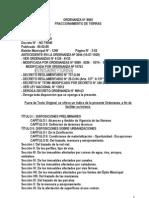 Ord. 8060-85 to - Fracc. Tierras
