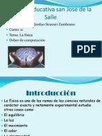 Notas Del Orador y Sus Diapositivas