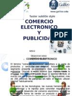 Comercio Electronico y Publicidad
