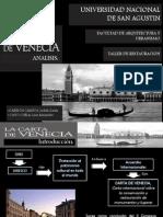 Carta de Venecia