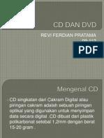 CD Dan Dvd Revii