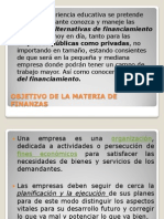 Finanzas A