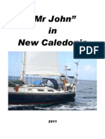 Mr John in New Caledonia