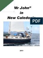 Mr John in New Caledonia
