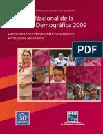Enadid 2009 Pan Soc