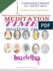 Meditation Times June 2012