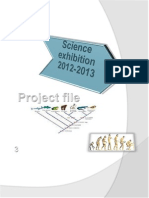 Science Exibition File