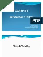 Ayudantía2SERIE DE FIBONACCI