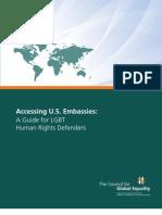 Accessing U.S Embassies