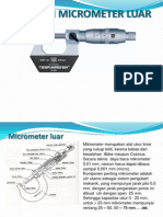Micrometer Luar