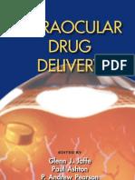 Intraocular Drug Delivery.1