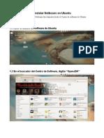 Manual instalación Netbeans Ubuntu