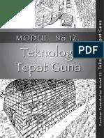 39. Modul 12 Teknologi Tepat Guna