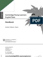 Korea Exams Cambridge Yle Starters Movers Flyers Handbook 2