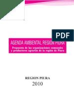 Agenda Ambiental Region Piura