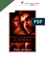 Anderson, Maree - Demonios 01- Hasta Los Demonios Se Deprimen