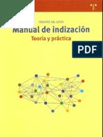 Indice Manual Indizacion Gil Leiva 2008