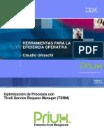 Herramientas Para La Eficiencia Operativa. IBM