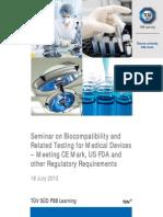18072012 SG Technical Seminar Brochure Biocompatibility Final