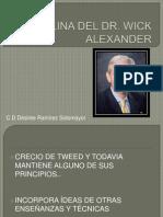 Disciplina de Alexander