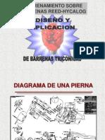 DISEÑO Y APLICACION DE BARRENAS Y TRICONICAS