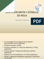 Denticion+Mixta+y+Estadios+de+Nola