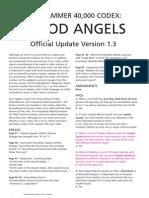 m2170004a Blood Angels FAQ Version 1 3 January 2012