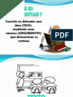 Texto Argumentativo Exp Comunicacion