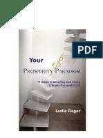 Your Prosperity Paradigm-2012